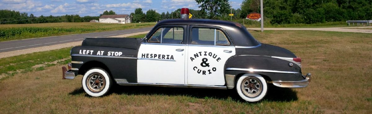 Hesperia Antique & Curio